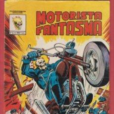 Comics: LA AMENAZA DE MOONDARK-EL MOTORISTA FANTASMA-Nº6-VERTICE S.A.1981*. Lote 58679617