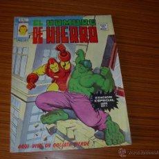 Cómics: EL HOMBRE DE HIERRO DE VERTICE. Lote 47191851