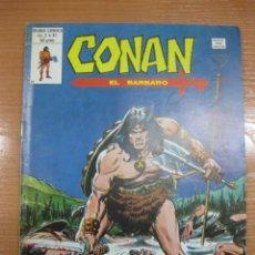 Cómics: CONAN EL BARBARO. EL CUBIL DE LOS HOMBRES BESTIAS. MUNDI COMICS VOL 2.- Nº 41. Lote 47192083