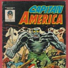 Cómics: ALAMO II-CAPITAN AMERICA Nº6- ED.VERTICE,S.A-D.L.1981*. Lote 47201275