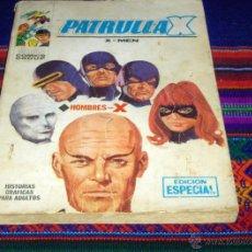 Cómics: VÉRTICE VOL. 1 PATRULLA X Nº 1. 30 PTS. 1973. HOMBRES X.. Lote 47215223