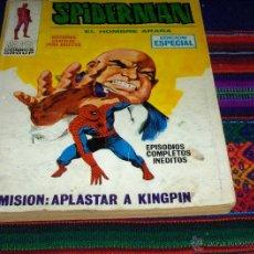 Cómics: VÉRTICE VOL. 1 SPIDERMAN Nº 28, MISIÓN: APLASTAR A KINGPIN. 25 PTS 1972. BUEN ESTADO.. Lote 47217251