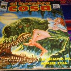 Cómics: VÉRTICE MUNDI COMICS VOL. 1 EL HOMBRE COSA Nº 1. 30 PTS. 1976. BUEN ESTADO Y DIFÍCIL!!!!!. Lote 47238084