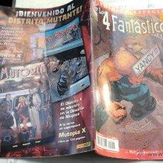 Cómics: COMIC PANINI: 4 FANTÁSTICOS 2 EDICIÓN ESPECIAL ÑJ.E. Lote 47239172