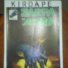 Cómics: ZARPA DE ACERO Nº 1. Lote 47242497