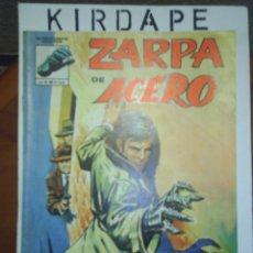 Cómics: ZARPA DE ACERO Nº 4. Lote 47243415