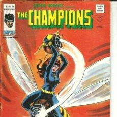Cómics: SUPER HÉROES VOLUMEN 2 NÚMERO 84 THE CHAMPIONS MUNDI-CÓMICS VÉRTICE MARVEL. Lote 47248256