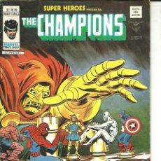 Cómics: SUPER HÉROES VOLUMEN 2 NÚMERO 85 THE CHAMPIONS MUNDI-CÓMICS VÉRTICE MARVEL. Lote 47248281