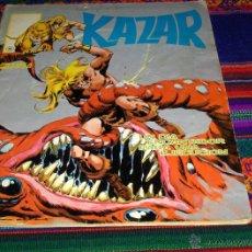 Cómics: VÉRTICE SURCO COLOR KAZAR KA ZAR KA-ZAR Nº 9. 1983. 125 PTS. DIFÍCIL!!!!!. Lote 47284831