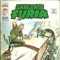 Cómics: SARGENTO FURIA VOLUMEN 2 NÚMERO 25 MUNDI-CÓMICS VÉRTICE MARVEL. Lote 47288688