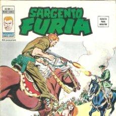 Cómics: SARGENTO FURIA VOLUMEN 2 NÚMERO 26 MUNDI-CÓMICS VÉRTICE MARVEL. Lote 47288722