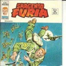 Cómics: SARGENTO FURIA VOLUMEN 2 NÚMERO 27 MUNDI-CÓMICS VÉRTICE MARVEL. Lote 47288740