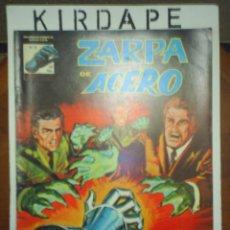 Cómics: ZARPA DE ACERO Nº 6. Lote 47311227