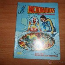 Cómics: MICRONAUTAS Nº 3 LINEA SURCO - MUNDICOMICS EDICIONES VERTICE. Lote 47316777