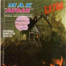 Cómics: MAX AUDAZ Nº 16 - EL FANTASMA DEL MESON - HISTORIAS GRÁFICAS PARA ADULTOS - CJ161. Lote 47328173