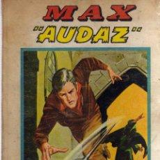 Cómics: MAX AUDAZ Nº 4 - EDICIONES INTERNACIONALES - HISTORIAS GRÁFICAS PARA ADULTOS - CJ161. Lote 47328231