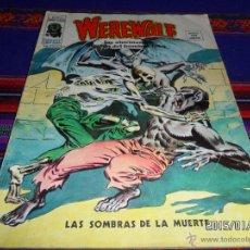 Cómics: VÉRTICE VOL. 2 WEREWOLF Nº 12. 35 PTS. 1975. HOMBRE LOBO. LAS SOMBRAS DE LA MUERTE. DIFÍCIL!!!!!. Lote 47343597