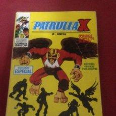 Cómics: VERTICE VOLUMEN 1 PATRULLA X - VOLUMEN 2 NUMERO 8 BUEN ESTADO. Lote 47372376