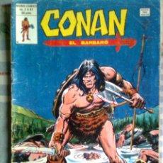 Cómics: CONAN EL BÁRBARO-V.2- Nº 41 -´EL CUBIL DE LOS HOMBRES BESTIAS`- BARRY W. SMITH-1980-RARO-ESCASO-3020. Lote 47419231