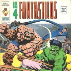 Comics : LOS 4 FANTÁSTICOS VOLUMEN 2 NÚMERO 15 MUNDI-CÓMICS VÉRTICE MARVEL. Lote 47444842