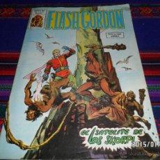 Fumetti: VÉRTICE VOL. 2 FLASH GORDON Nº 10. 1977. 50 PTS. EL SATÉLITE DE LOS SKORPI.. Lote 47565668