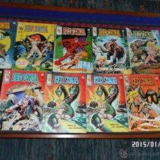 Cómics: VÉRTICE MUNDI COMICS VOL. 1 RED SONJA NºS 1 3(2) 4 6(2) 7 8 9 11. 40 PTS. 1978. GRAN PRECIO.. Lote 47565878