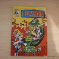 Cómics: SUPER HEROES Nº 2, DAZZLER, MUNDICOMICS. Lote 47620625