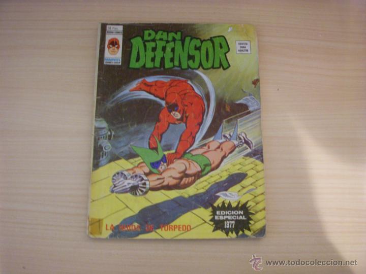 DAN DEFENSOR, EDICIÓN ESPECIAL 1977, EDITORIAL VÉRTICE (Tebeos y Comics - Vértice - Dan Defensor)