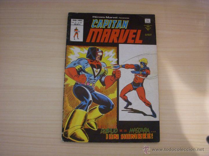 HÉROES MARVEL Nº 57 VOLUMEN 2, EDITORIAL VÉRTICE (Tebeos y Comics - Vértice - V.2)