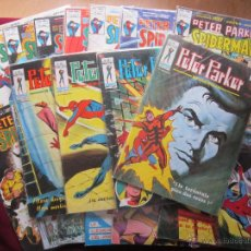 Cómics: PETER PARKER SPIDERMAN COMPLETA 17 NÚMEROS. EDITORIAL VERTICE. TEBENI MBE. Lote 47626157