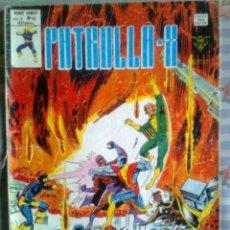 Cómics: PATRULLA X-V-3- Nº 29 -´¡LUCHA DECISIVA!´- CLAREMONT-JOHN BYRNE-CLÁSICO-1980-BUEN ESTADO-LEAN-3065. Lote 155455425