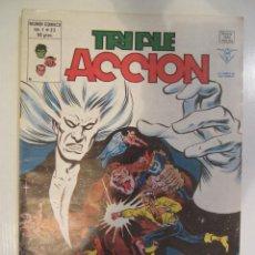 Comics: TRIPLE ACCION Nº 22. Lote 47717870