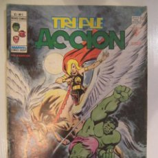 Comics: TRIPLE ACCION Nº 3. Lote 47718300