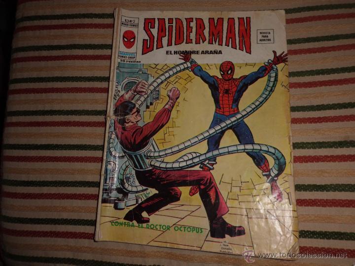 SPIDERMAN Nº 2 V 3 VERTICE MUNDI COMICS (Tebeos y Comics - Vértice - Super Héroes)