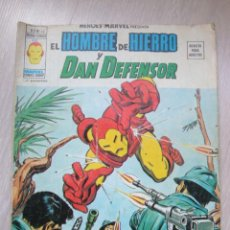 Cómics: HEROES MARVEL EL HOMBRE DE HIERRO Y DAN DEFENSOR V.2 Nº 14. Lote 47817751