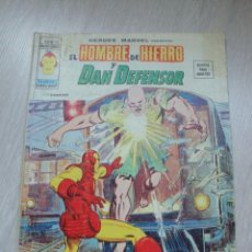 Cómics: HEROES MARVEL EL HOMBRE DE HIERRO Y DAN DEFENSOR V.2 Nº 26. Lote 47817946