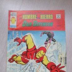 Cómics: HEROES MARVEL EL HOMBRE DE HIERRO Y DAN DEFENSOR V.2 Nº 33. Lote 47818011