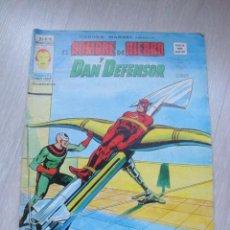 Cómics: HEROES MARVEL EL HOMBRE DE HIERRO Y DAN DEFENSOR V.2 Nº 38. Lote 47818136