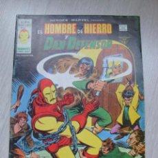 Cómics: HEROES MARVEL EL HOMBRE DE HIERRO Y DAN DEFENSOR V.2 Nº 45. Lote 47818194
