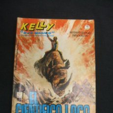 Cómics: KELLY OJO MAGICO - Nº 14 - EL CIENTIFICO LOCO - VERTICE - GRAPA - . Lote 47915761