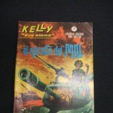 Cómics: KELLY OJO MAGICO - Nº 9 - EL EJERCITO DEL MAL - VERTICE - GRAPA - . Lote 47915812