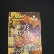 Cómics: KELLY OJO MAGICO - Nº 6 - VAMPIROS TENEBROSOS - VERTICE - GRAPA - . Lote 47915875