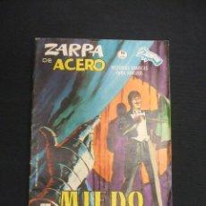 Cómics: ZARPA DE ACERO - Nº 23 - MIEDO - VERTICE - GRAPA - . Lote 47915998