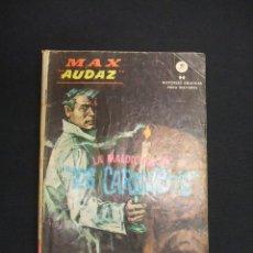 Cómics: MAX AUDAZ - Nº 12 - LA MALDICION DE LOS CARNABYS - VERTICE - GRAPA - . Lote 47916087