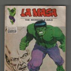 Cómics: LA MASA - THE INCREDIBLE HULK Nº31.. Lote 47921333