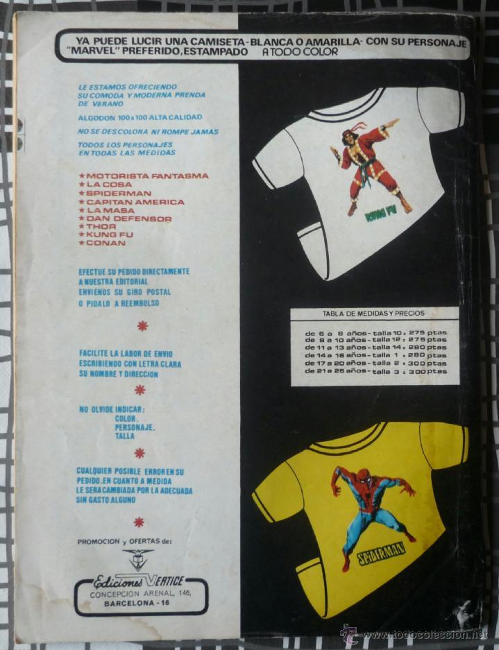 Cómics: SUPER HEROES V.2 Nº 47 LA COSA Y EL HOMBRE DE HIERRO - Foto 2 - 27964718