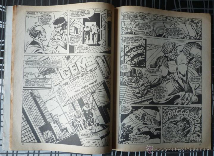 Cómics: SUPER HEROES V.2 Nº 47 LA COSA Y EL HOMBRE DE HIERRO - Foto 4 - 27964718