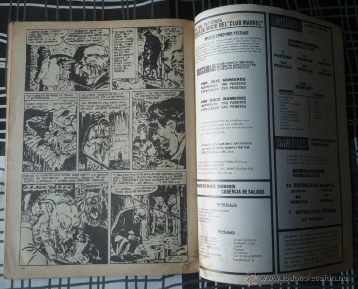 Cómics: SUPER HEROES V.2 Nº 47 LA COSA Y EL HOMBRE DE HIERRO - Foto 5 - 27964718