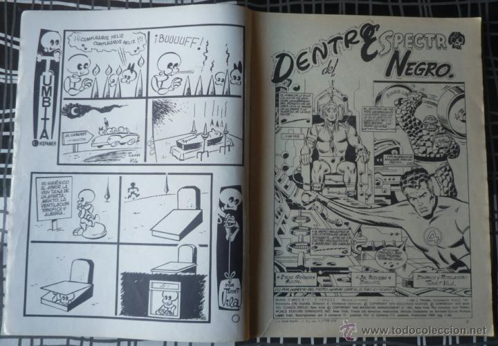 Cómics: SUPER HEROES V.2 Nº 41 - LA COSA Y DAN DEFENSOR - Foto 3 - 27818934