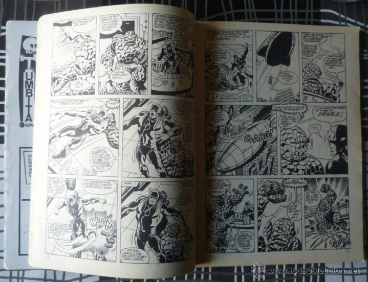 Cómics: SUPER HEROES V.2 Nº 41 - LA COSA Y DAN DEFENSOR - Foto 4 - 27818934